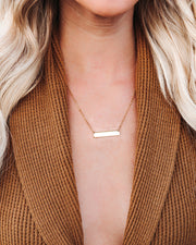 Marrin Costello - Bar Necklace