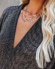 Marrin Costello - Layered Kismet Necklace