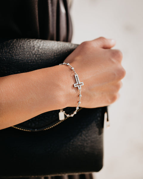 MARRIN COSTELLO - Prayer Bracelet - Silver