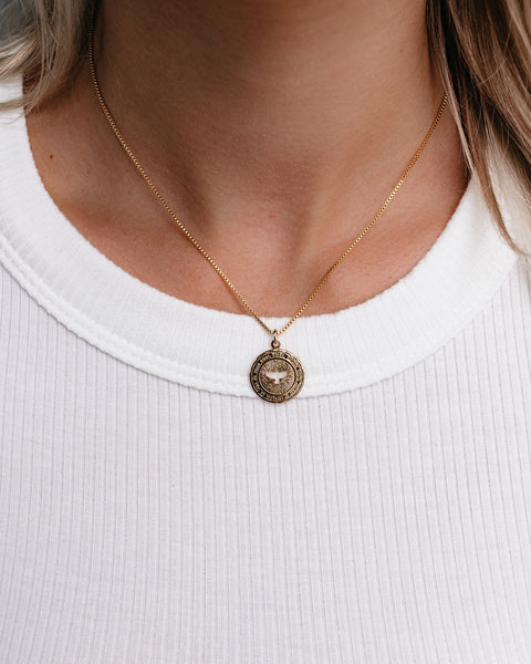 MEGHAN BO DESIGNS - Creed Necklace