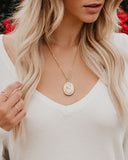MEGHAN BO DESIGNS - Goddess Necklace