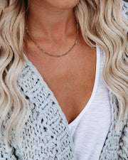 Meghan Bo Designs - Twisted Chain Necklace