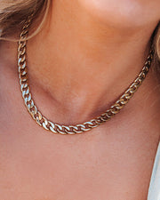 Meghan Bo Designs - Vince Chain Necklace view 1