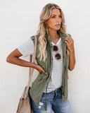 Militaire Cotton Pocketed Cargo Vest