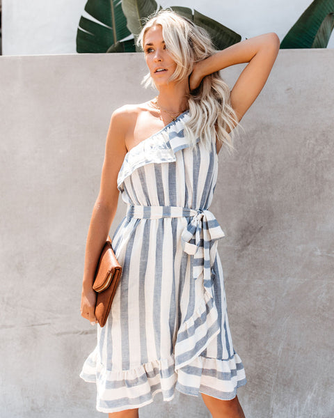 Nautical By Nature Pocketed Cotton Dress