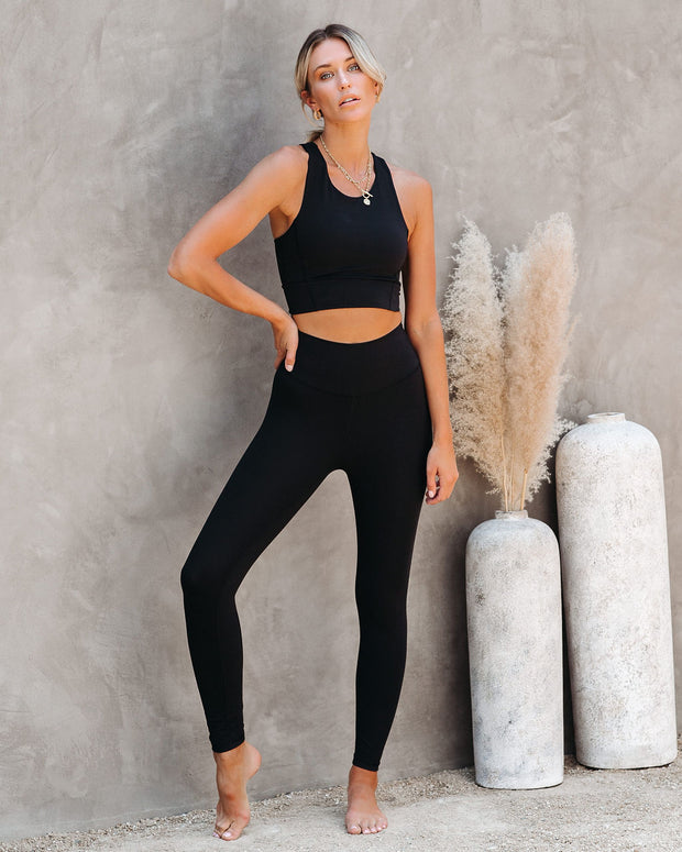Performance Legging - Black