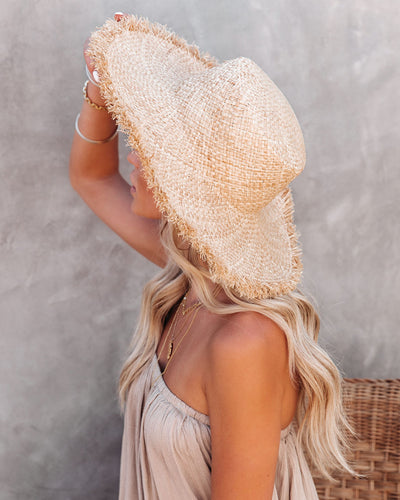 Quaint Straw Sun Hat