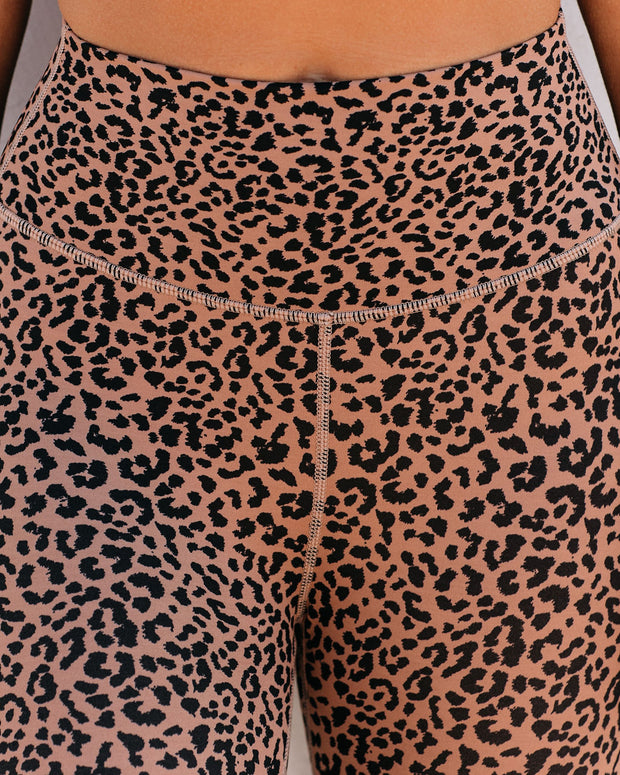 Quicksand Cheetah Legging