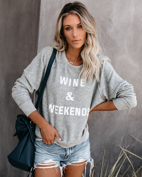Reversible Coffee + Wine Pullover