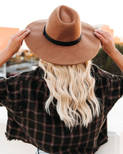 Rio Bravo Hat - Brown