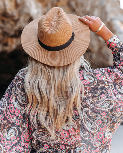 Riverside Straw Hat
