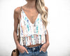 Color Me Ruffle Tank