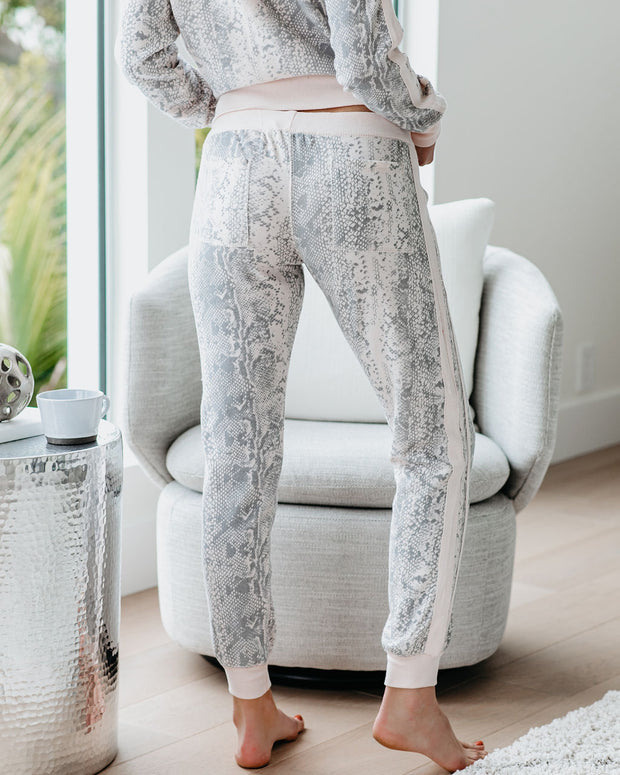 Safe Haven Pocketed French Terry Joggers