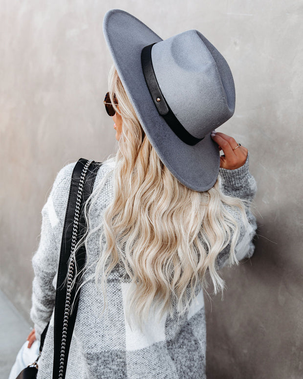 Spokane Hat - Grey