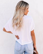 Spritz Cropped Tee view 2