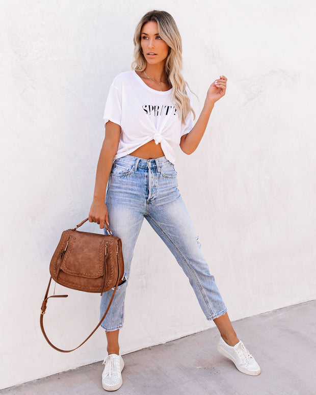 Spritz Cropped Tee view 9