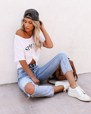 Spritz Cropped Tee view 11