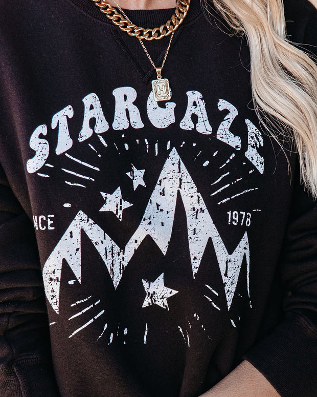 Stargaze Premium Cotton Blend Sweatshirt - FINAL SALE view 4