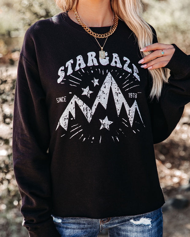 Stargaze Premium Cotton Blend Sweatshirt - FINAL SALE view 5