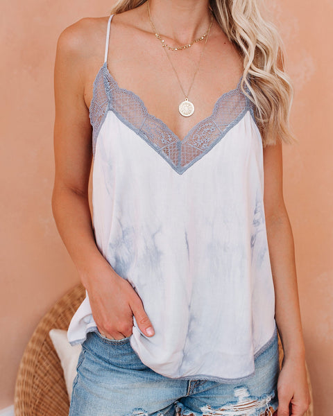 Stonestown Lace Cami Tank