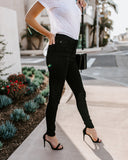 Midnight Magic High Rise Skinny