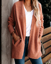 Tamarosa Pocketed Cardigan  - FINAL SALE