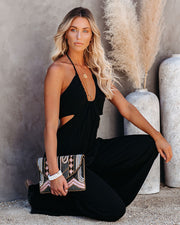 Top Influencer Halter Jumpsuit view 10