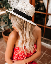 Velasco Paper Straw Hat - Natural view 1
