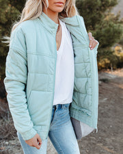 Ventura Cotton Pocketed Quilted Jacket