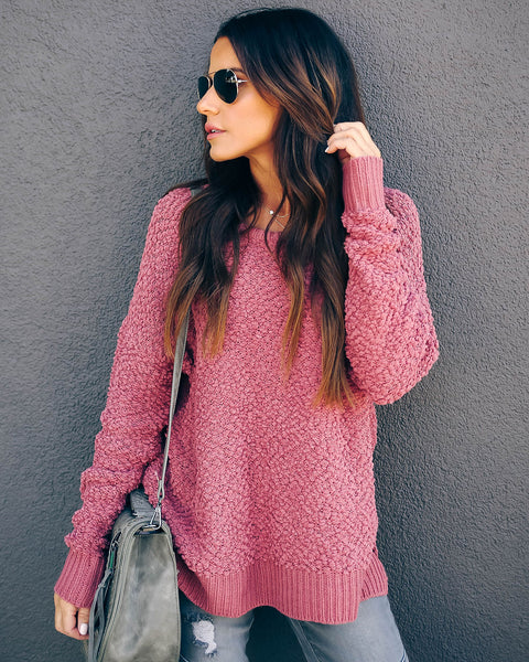 Rosaria Soft Knit Sweater