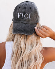 Vici Washed Baseball Hat