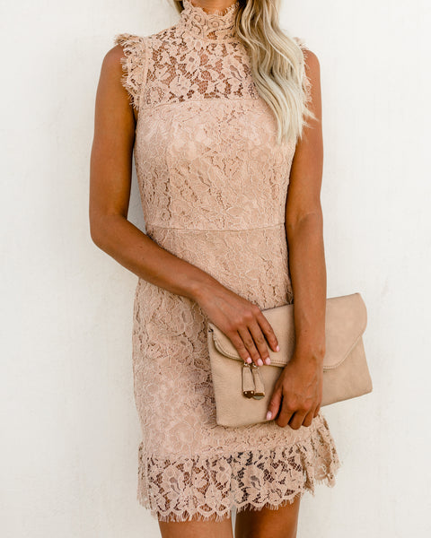 Vianna Lace Dress