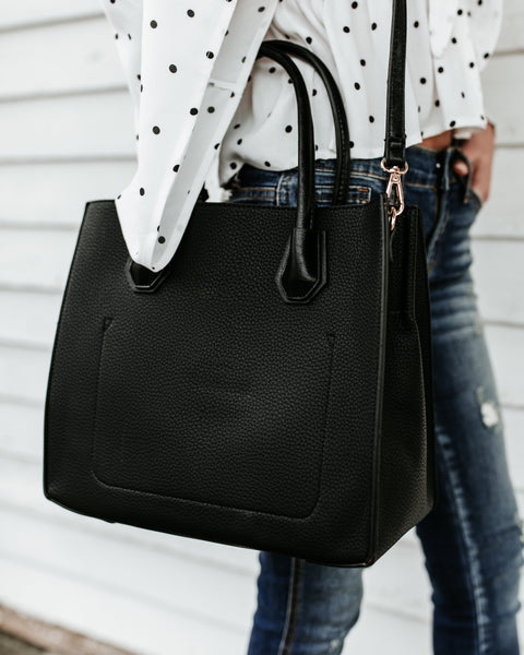 Karmen Handbag - Black