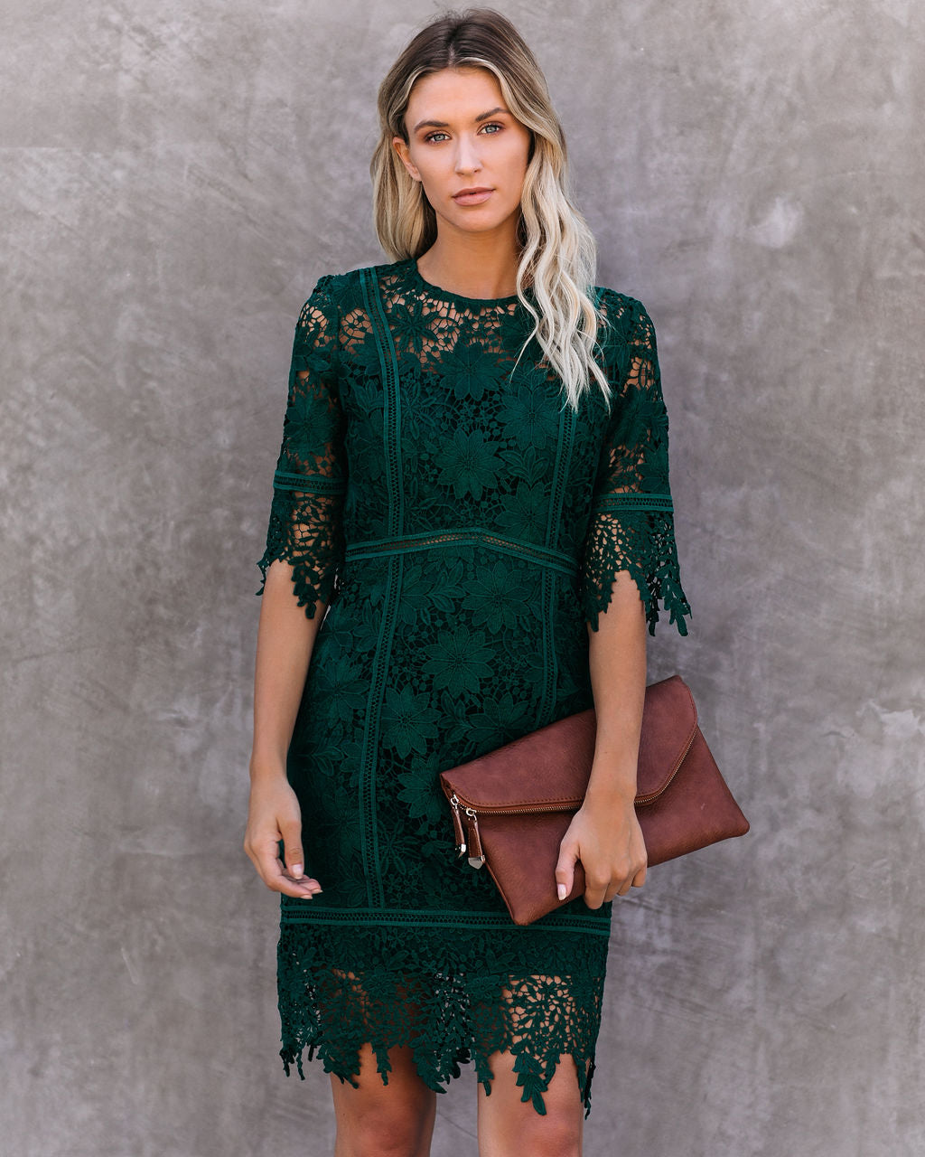 Walla Walla Crochet Lace Dress Final Sale