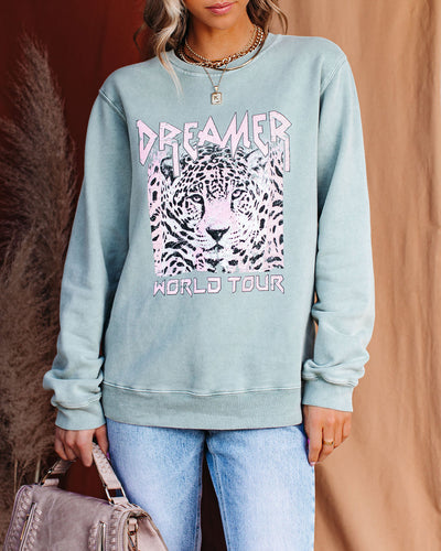 Wild Dreamer Cotton World Tour Sweatshirt