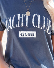 Yacht Club Cotton Tee view 4