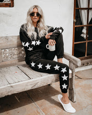 You'll Be A Star Knit Joggers view 2