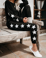 You'll Be A Star Knit Joggers view 3