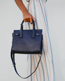 Zadie Crossbody Bag - Navy