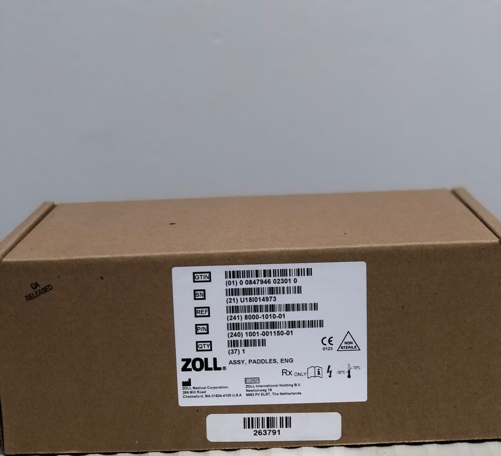 Zoll Assy Paddles
