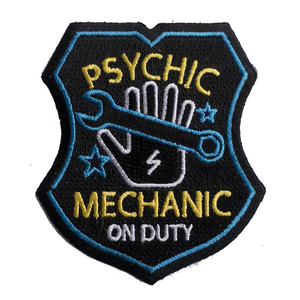 Psychic Mechanic Patch