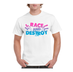 Race And Destroy White