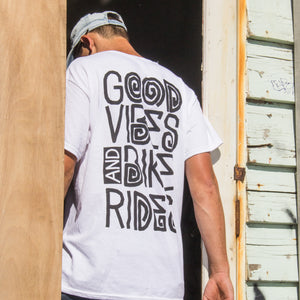 Good Vibes T-Shirt White