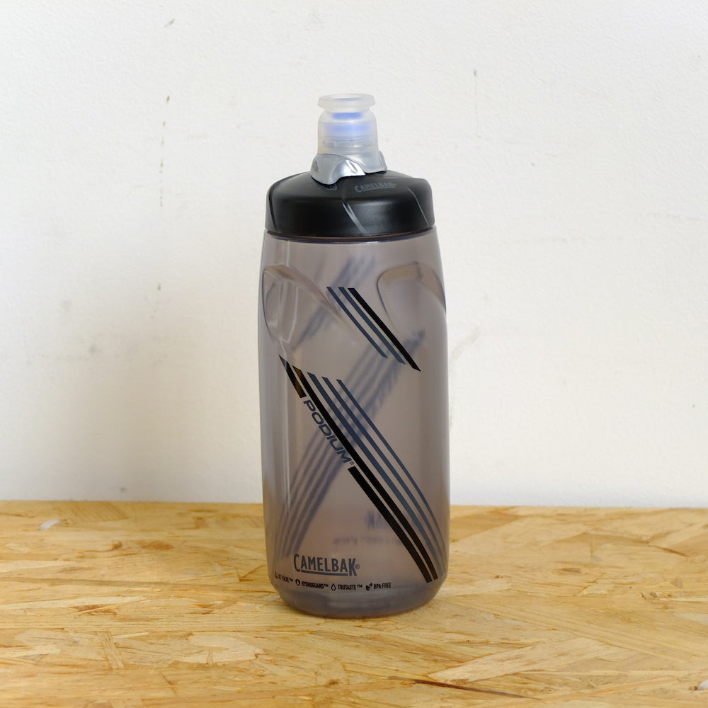 Podium 610ml Smoke w/stripe