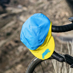 3 Panel FS Cap Turquoise / Yellow