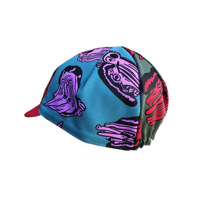 Melt Faces Cap