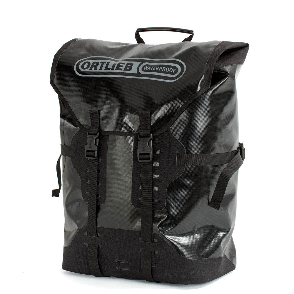 Transporter Backpack Black