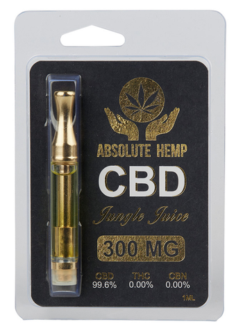 Absolute Hemp 1 ML CBD Tank