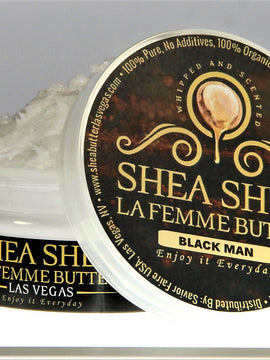 BLACK MAN - (Black Love) - Perfectly enhanced with Rich notes of a masculine cologne