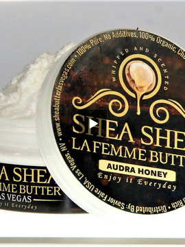 AUDRA HONEY - (Sweet & Mild) - Top notes Pink Sugar, Base note Cotton Candy